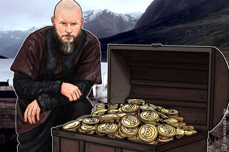 "Norwegian Investor's ""All-In"" Bitcoin Buy Hits National Headlines"