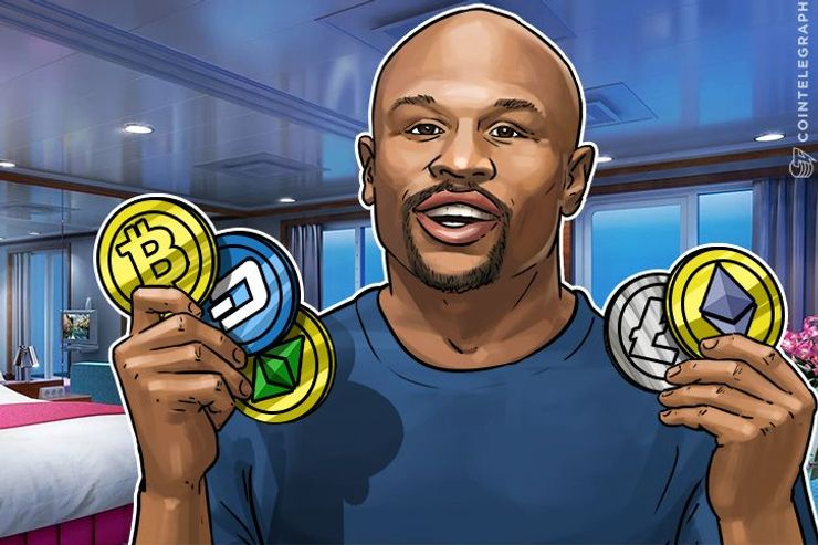 Boxing Champion Floyd Mayweather Promotes Yet Another ICO