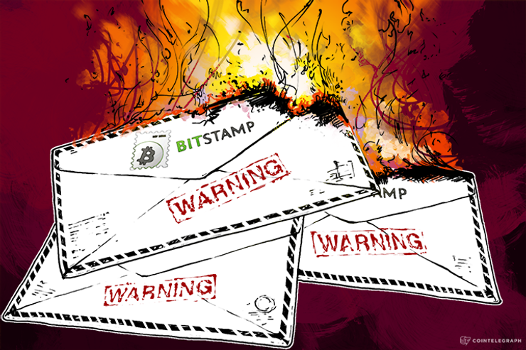 Bitstamp Warns Users to Stop Depositing at the Exchange, Cites Problem With Hot Wallet