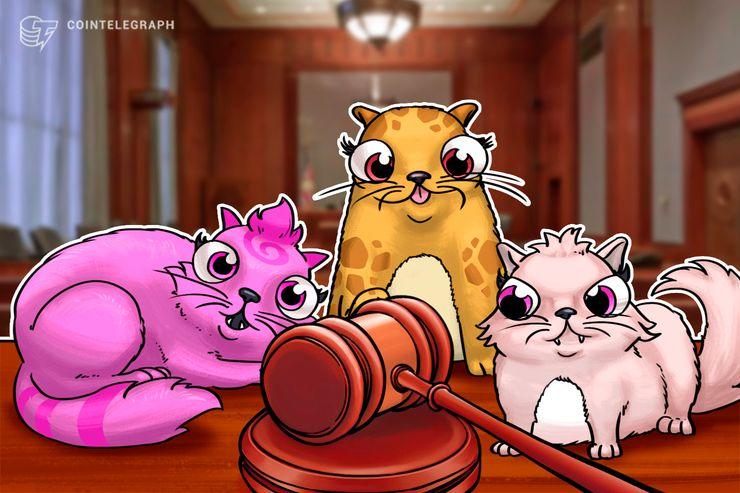 Celebrity-Themed CryptoKitties Take a 'Cat Nap' Amid NDA Lawsuit
