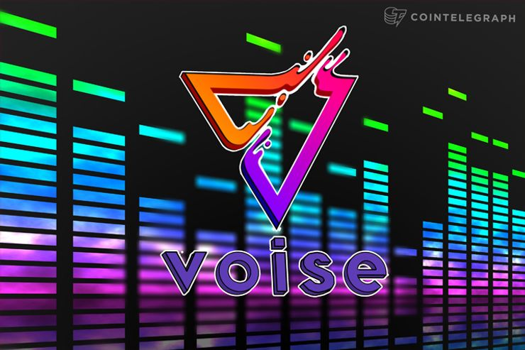 Blockchain Music Platform Voise Announces Alpha Upgrade, Adds New Exchanges