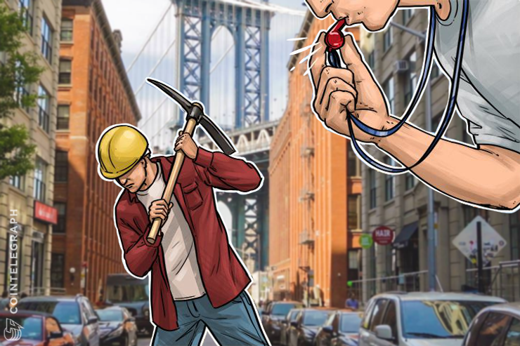 "FCC adverte oficialmente minerador de BTC do Brooklyn por ""interferência prejudicial"" na T-Mobile"