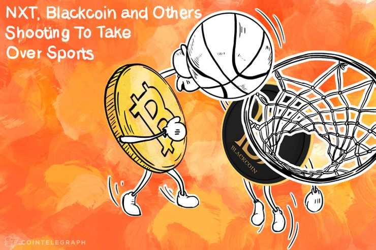 NXT, Blackcoin and Others Shooting To Take Over Sports