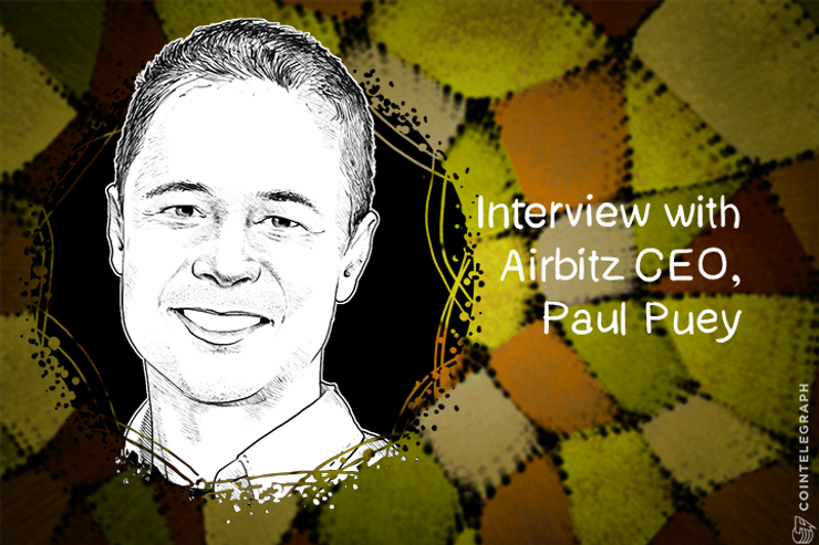 CEO Paul Puey: 'Airbitz Wouldn't Break Down Under a True Crypto-Economy'