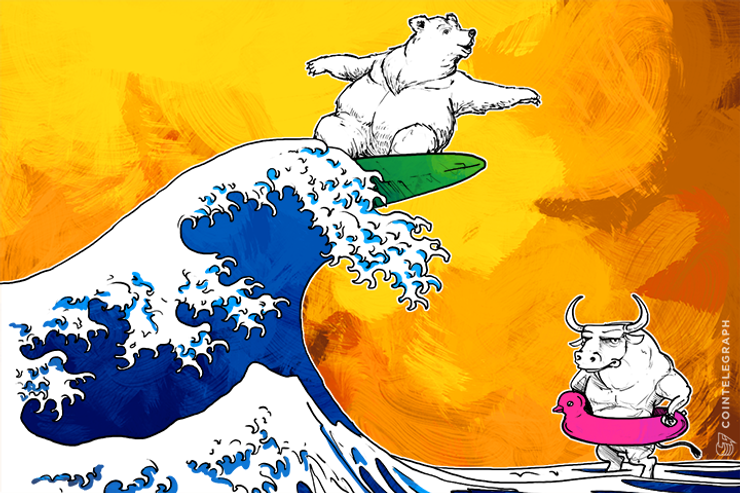 Bitcoin Price Analysis Week of June 22: Consolidating Above the 50 & 100 Day Moving Averages