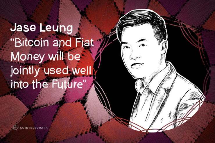 """Bitcoin and Fiat Money will be jointly used well into the Future"" – Jase Leung, CEO Bitcoinnect"
