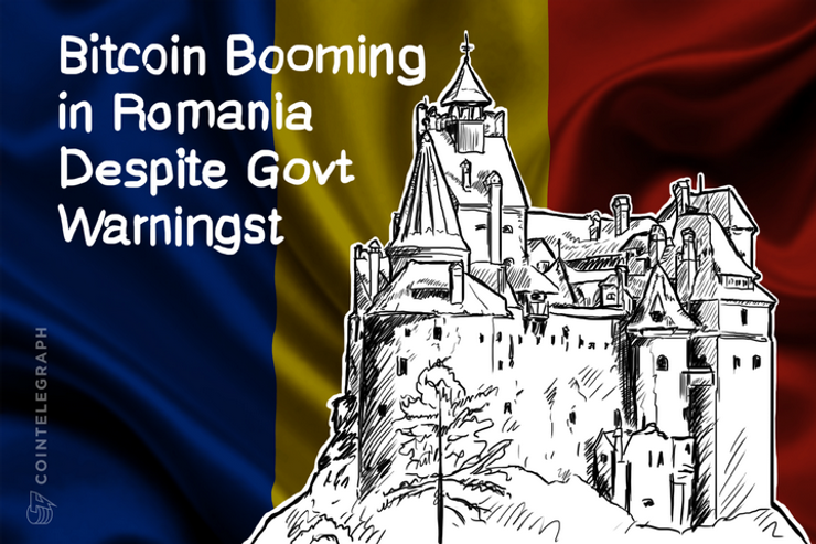 Bitcoin Booming in Romania Despite Govt Warnings