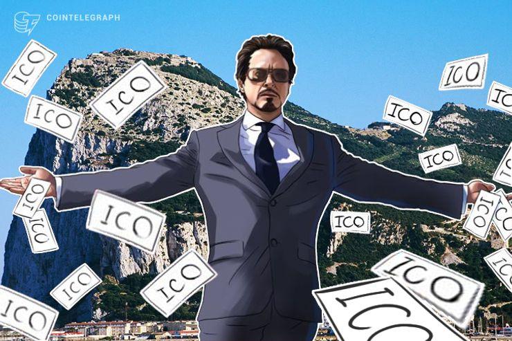 """Gibraltar: """"200"""" ICOs esperando para serem lançadas em nova Bolsa Blockchain, anuncia seu diretor-geral"""