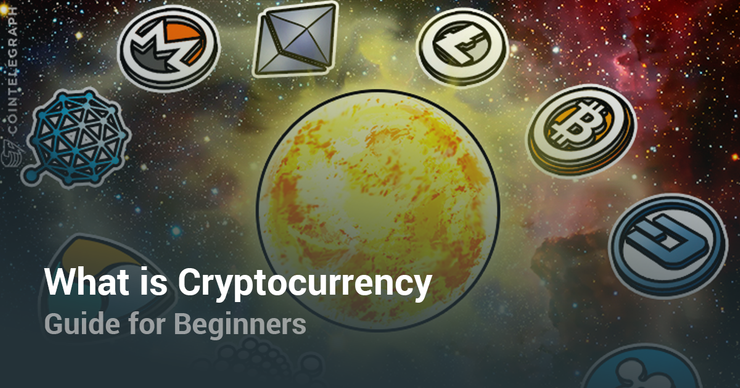 What is Cryptocurrency. Guide for Beginners