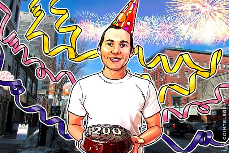 World's Longest-Running Weekly Bitcoin Meetup Celebrates 200th Meetup
