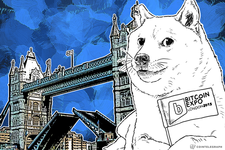BitcoinExpo 2015 in London Announces New Speakers, Dogecoin Discussion Panel