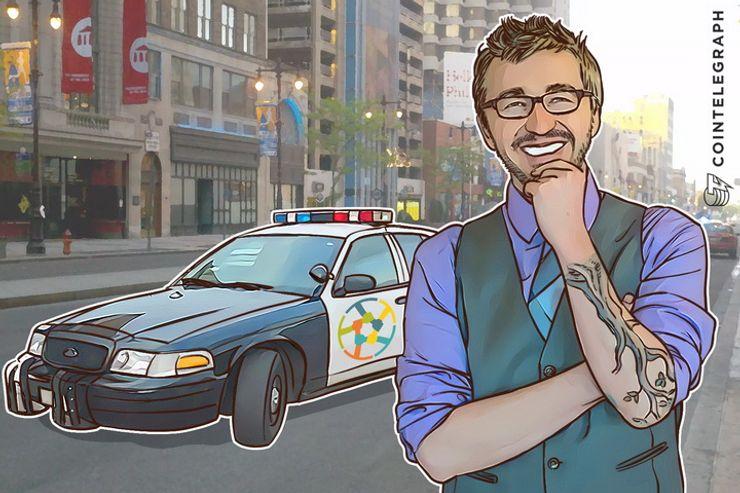 Crypto-Anarchist Virgil Vǎduva of Cell 411: We Won't Need Police