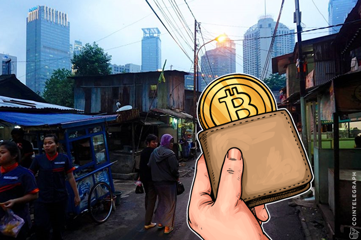 Indonesian Workers Using Bitcoin for Liquid Wage Transfers