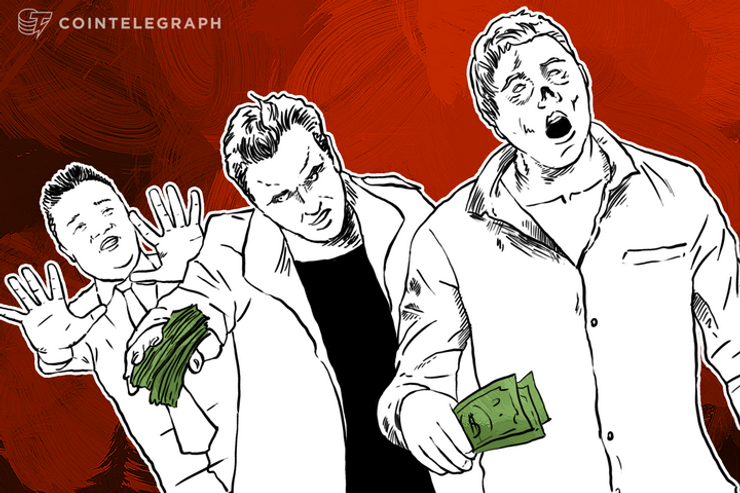 BTCC CEO Bobby Lee Warns Bitcoin Investors about MMM Ponzi Scheme