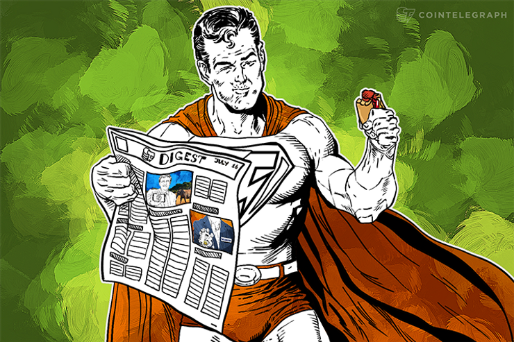 JUL 16 DIGEST: Bitnet Unveils 'Instant Approval' Tool for Merchants; Jersey City get its First Bitcoin ATM