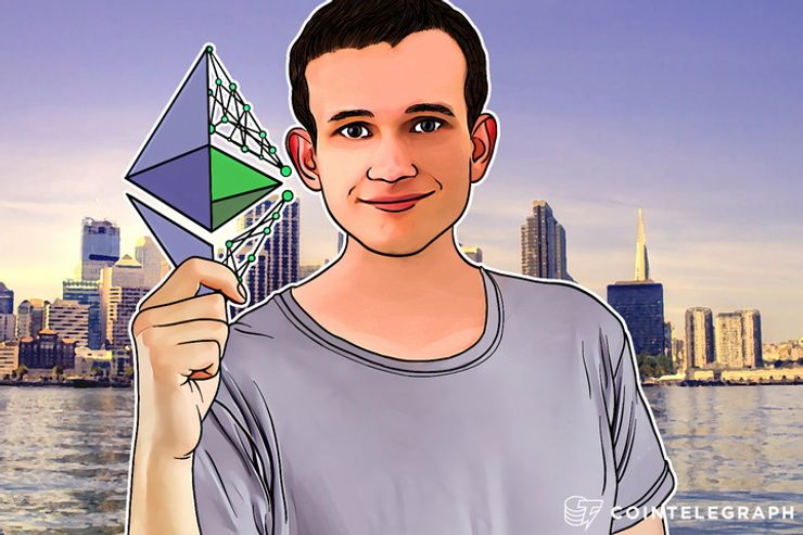 Vitalik Buterin Makes First Reference to Ethereum Since Split