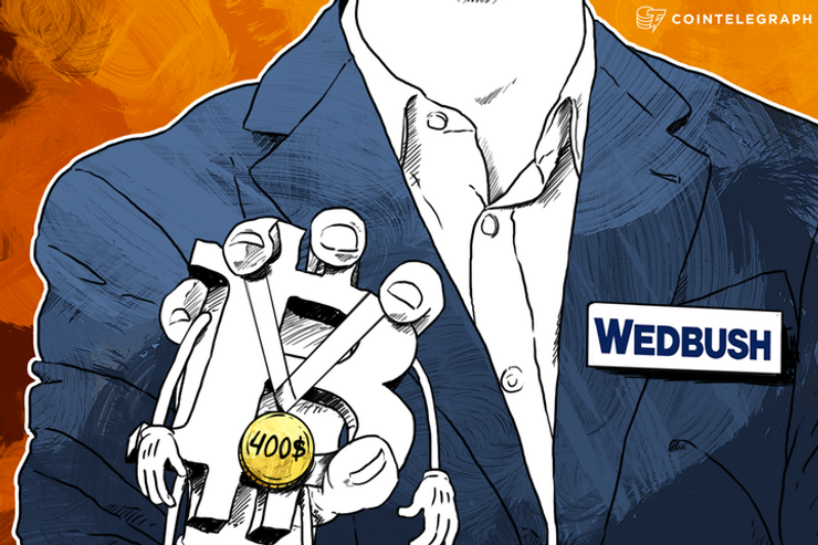Investment Firm Wedbush Predicts $400 Bitcoin by 2016; Advises to Buy GBTC