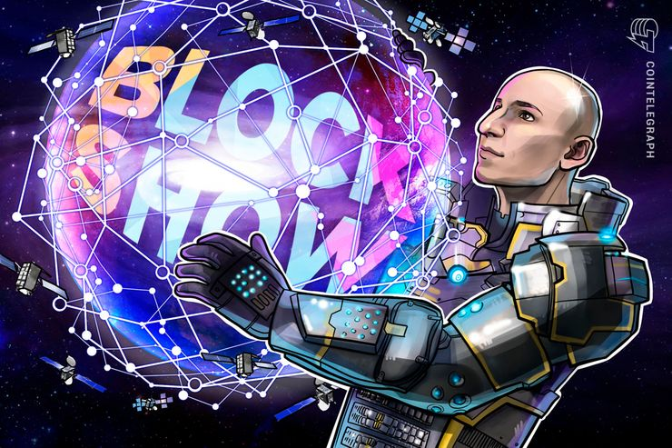 Jimmy Wales, Special App, and Startup Oscars: This Year BlockShow Is Gearing Up