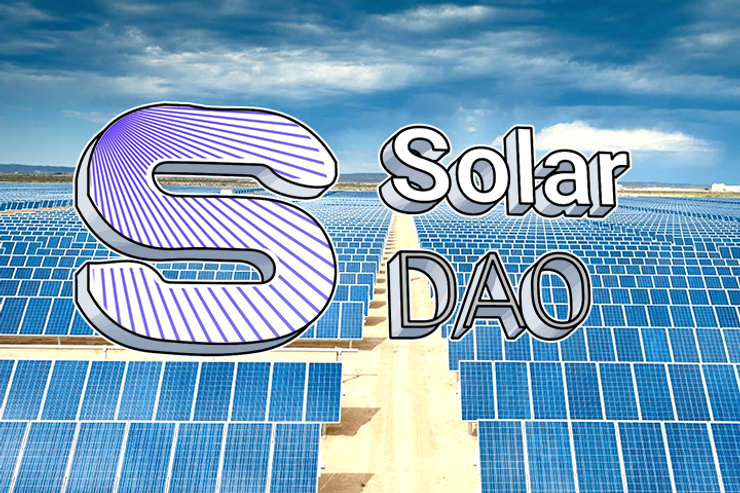 Solar DAO: First Real Solar ICO. PV Solar Plants Tokenized!