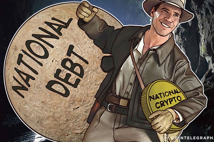 National Cryptoequity - Pleasant Opposite of National Debt?
