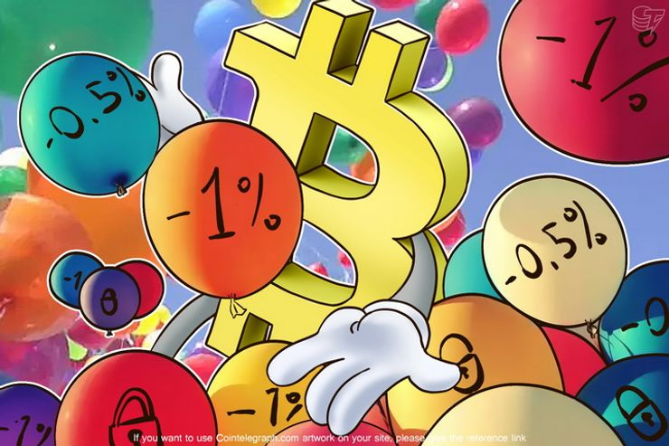 Negative Rates, Cash Blocks Help Adopt Cryptocurrencies