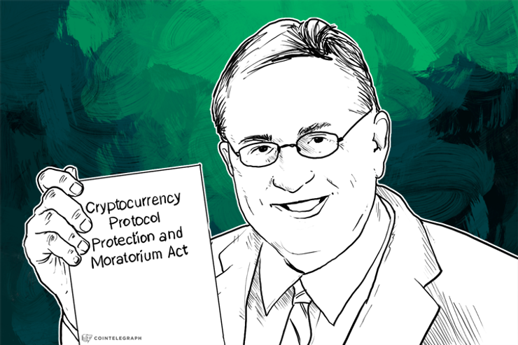 US Rep. Steve Stockman Introduces Bill to Protect Cryptocurrencies