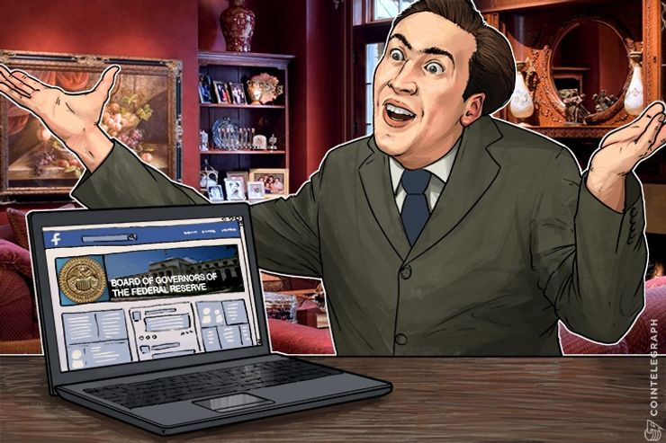 Federal Reserve's Facebook Page Launched, Trolled by Bitcoin Fans
