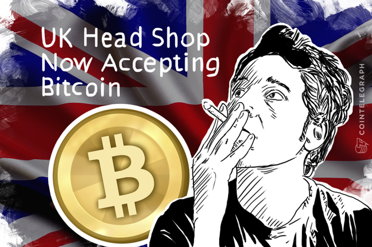 UK Head Shop Now Accepting Bitcoin
