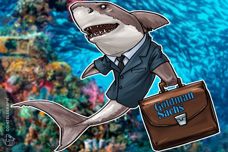 Former Goldman Sachs VP Joins Crypto Wallet Blockchain To Attract Institutional Clients