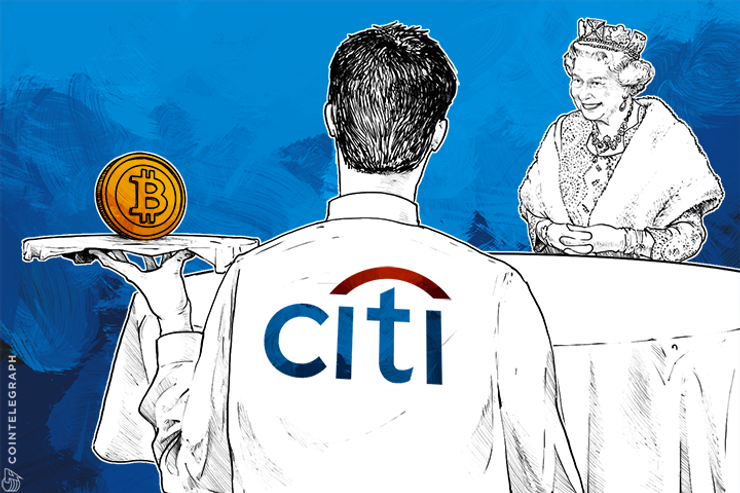 Citi Calls on UK Gov't to Launch 'Inevitable' Digital Currency