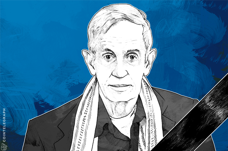 John Nash's Death Prompts Renewed Speculation over Bitcoin Creation