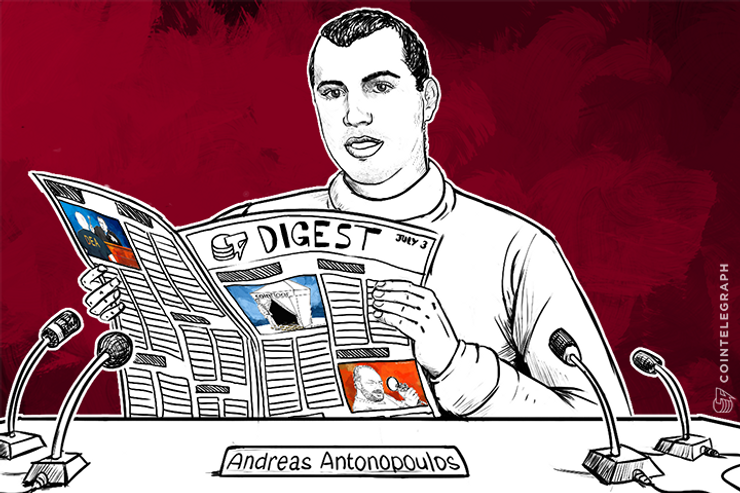 JUL 3 DIGEST: Escort Teaches Other Escorts about Bitcoin; BNP Paribas Calls Bitcoin a Disruptive Invention