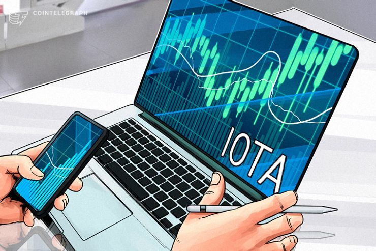 IOTA:週足価格分析