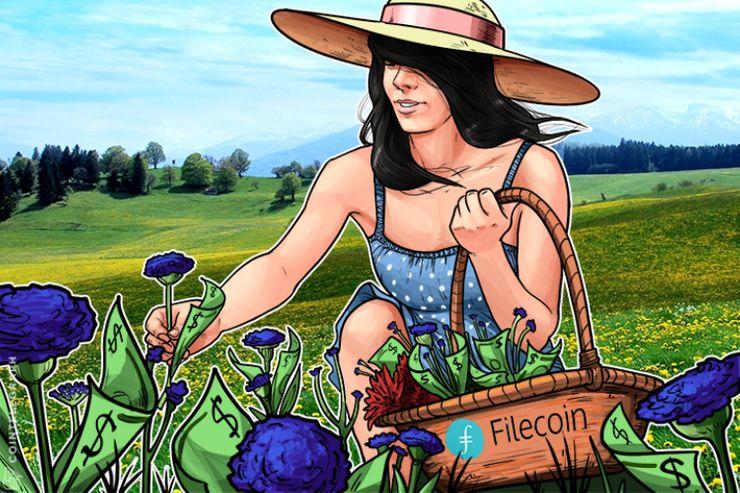Fondos de ICO superan a financiación VC, Filecoin añade más
