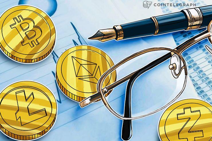 Análise de Preço, 27 de Julho: Bitcoin, Ethereum, Litecoin, Zcash