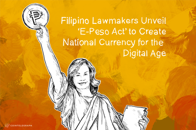 Filipino Lawmakers Unveil 'E-Peso Act' to Create National Currency for the Digital Age