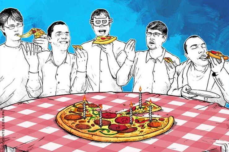 """O que o """"Bitcoin Pizza Day"""" pode nos ensinar hoje"""