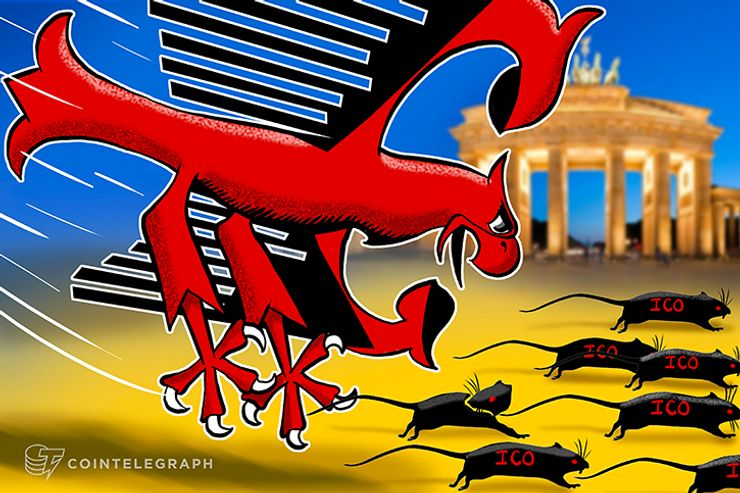 German Financial Authority Warns on ICOs…Again; Nothing Changed