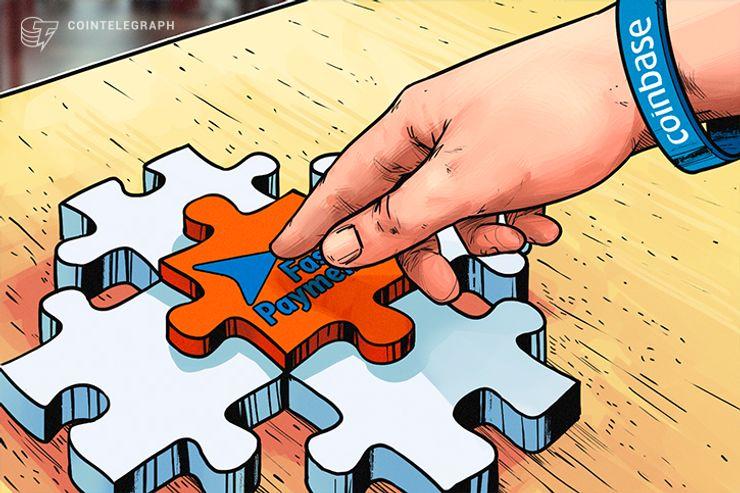 Britische Coinbase-Nutzer erhalten Zugang zu schnelleren Fiat-Transfers