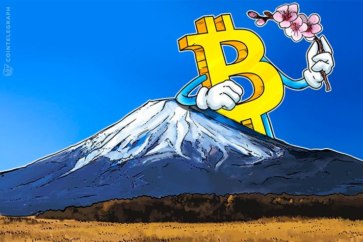 Bitcoin - It's Big in Japan