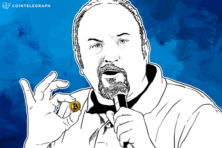 Comedian Louis C.K Begins Accepting Bitcoin