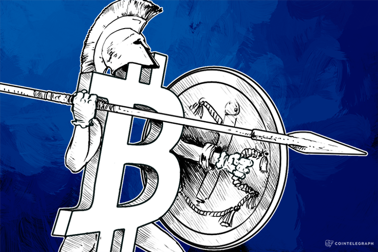 Greece at a financial cross-roads and a practical solution could be Bitcoin