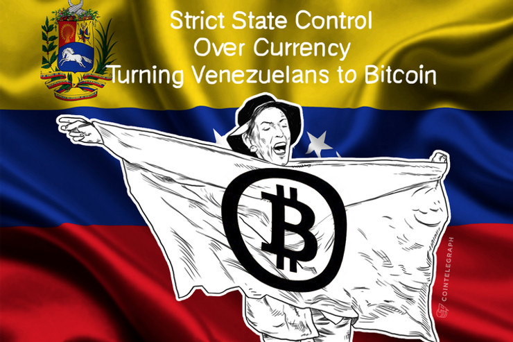 Strict State Control Over Currency Turning Venezuelans to Bitcoin