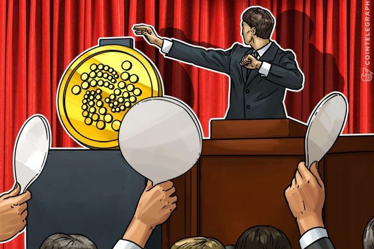 IOTA Price Explodes After Agreement
