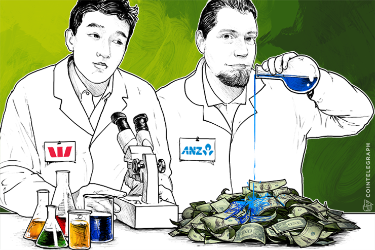 Australia's 'Big Four' Banks ANZ & Westpac Test Out Ripple Payments