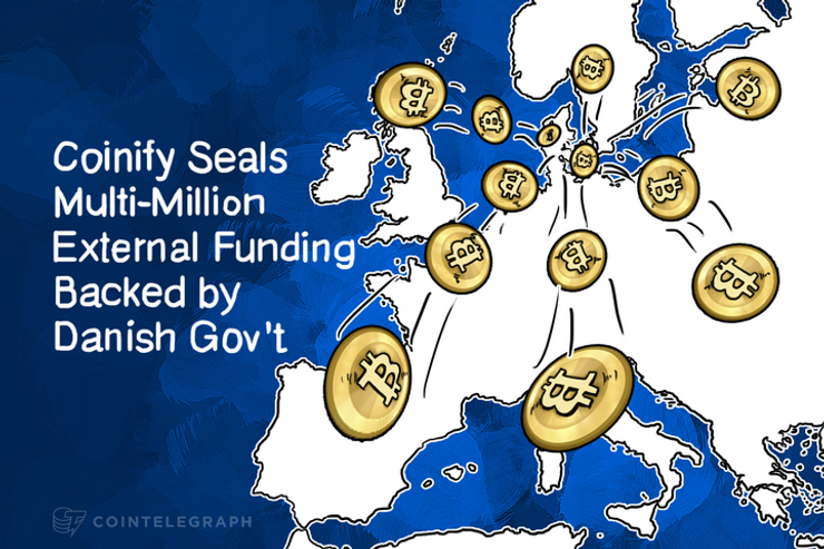 Coinify Seals Multi-Million external Funding Backed by Danish Gov't