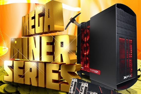 CyberPowerPC Descends Into Mines