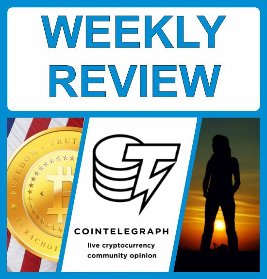 Cointelegraph Weekly Video Review (March 23-29)