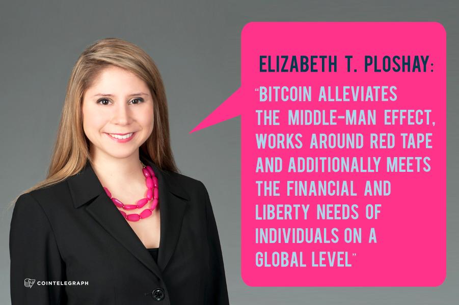 Interview: Bitcoin Foundation board member Elizabeth T. Ploshay