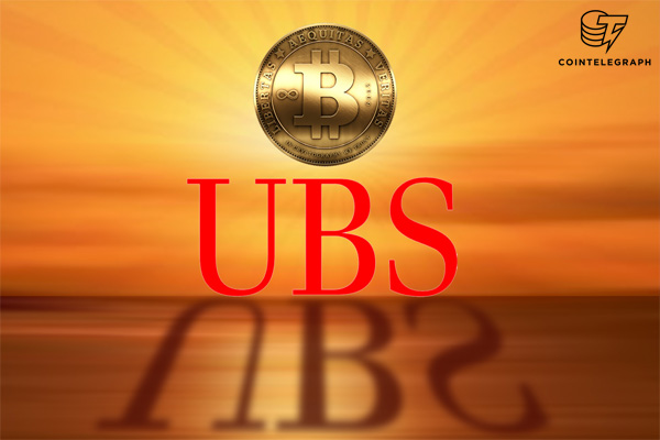 Bitcoins and Banking: The UBS view on Bitcoin